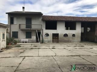 Foto - Casa indipendente via San Fermo, Castelnuovo Bocca d'Adda
