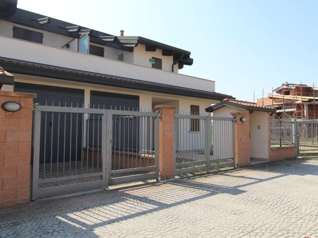 foto 1 Villetta a schiera via San Mauro, Gerenzago