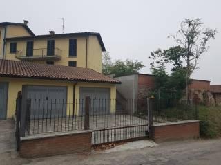 Foto - Trilocale via Caduti, Zinasco