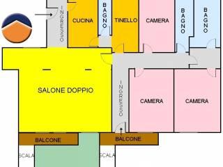 Foto - Appartamento corso Trieste 165, Trieste - Coppedè, Roma
