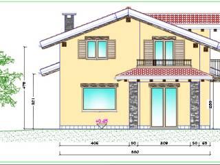 Foto - Villa, nuova, 100 mq, Santa Croce, Vignolo