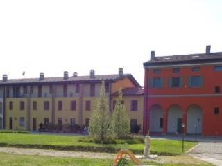 Foto - Villetta a schiera 4 locali, nuova, Bonemerse
