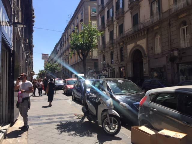 foto Via duomo Garage / Parcheggio in Vendita a Napoli