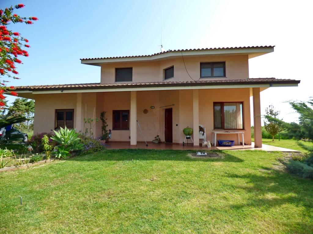 foto  Μονοκατοικία βίλα, καλή κατάσταση, 190 τμ, Oristano