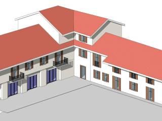 Foto - Casa indipendente via San Michele 1, Valfenera