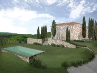 Foto - Rustico / Casale Strada Provinciale Torre a Castello, Monte Sante Marie, Asciano