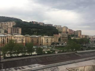 Foto - Quadrilocale via delle Ginestre, Staglieno, Genova