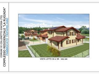 Photo - Single family villa 105 sq.m., Colleretto Giacosa