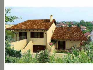 Photo - Single family villa, new, 215 sq.m., Arignano