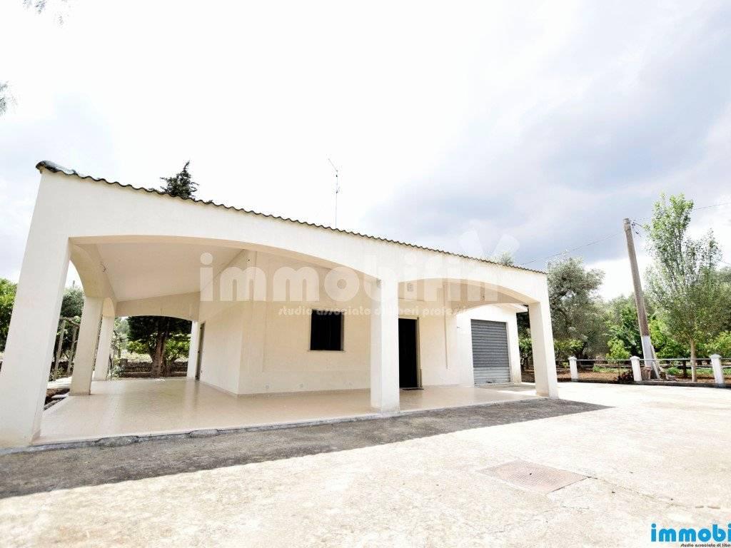 foto esterno Villa unifamiliare, buono stato, 85 mq, Oria