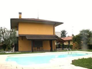 Foto - Villa via Aldo Moro, Cenate Sotto