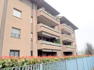 Foto - Quadrilocale via San Pancrazio, Gessate