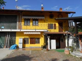 Foto - Villa via Alessandro Manzoni 26, Borgo d'Ale