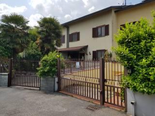Photo - Terraced house via dei Mille 8, San Giuliano Milanese