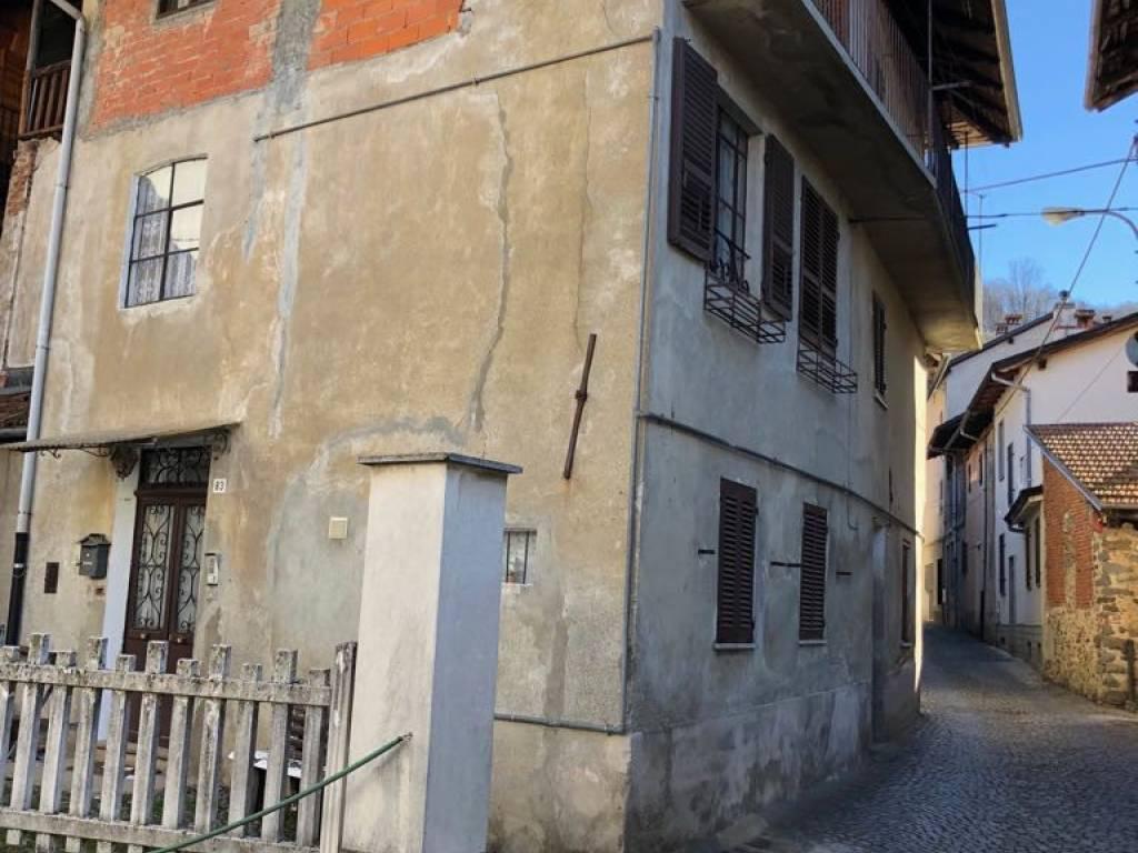 foto  Villetta a schiera via Alfonso La Marmora, Coggiola