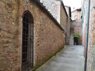 Foto - Casa indipendente vicolo del Portico, Monticiano