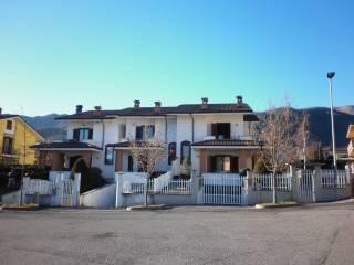 Foto - Villetta a schiera via Vecchia Saluzzo 2, Sanfront