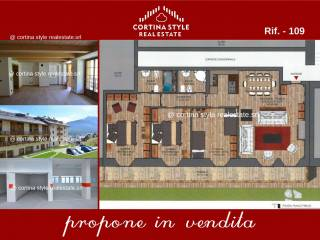 Foto - Appartamento via Val di Sopra, Cortina d'Ampezzo