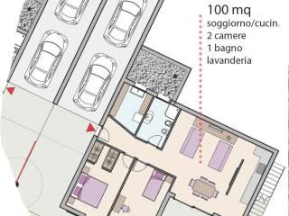Foto - Villa, nuova, 100 mq, Andezeno