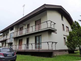 Foto - Trilocale via Vecchia di Cuneo 11, Borgo San Dalmazzo