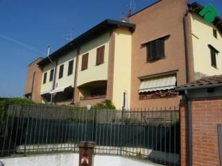 Foto - Villetta a schiera via Campomorto 26, Siziano