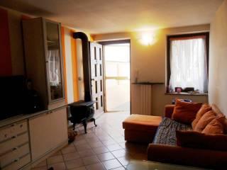 Foto - Villetta a schiera via Molino San Vittore, Asigliano Vercellese