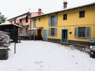 Foto - Casa colonica via Libertà, Zeccone