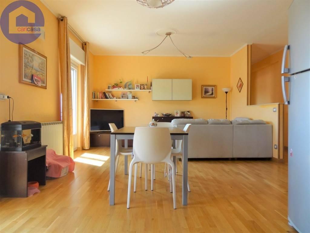 foto soggiorno con cucina a vista Trilocale via all'avena, 50, Riva Ligure