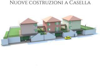 Foto - Villa, nuova, 140 mq, Casella