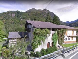 Foto - Quadrilocale all'asta via Cantone Santa Maria 39, Lenna