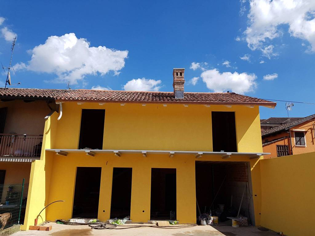 foto  Single family villa via Cesare Battisti, Pralormo
