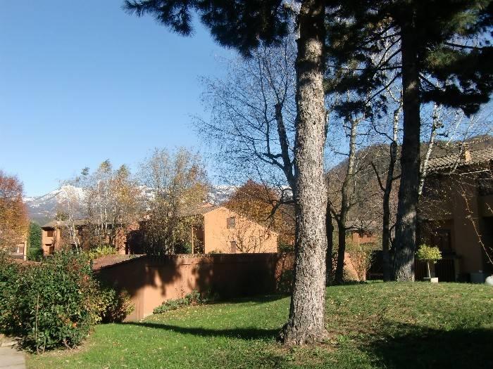 foto Esterni Villetta a schiera via Nuova Provinciale 28, Calco