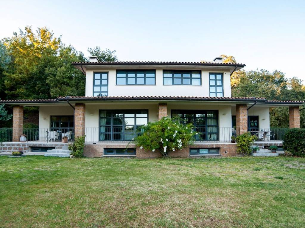 foto Esterno Single family villa via, Bassano Romano