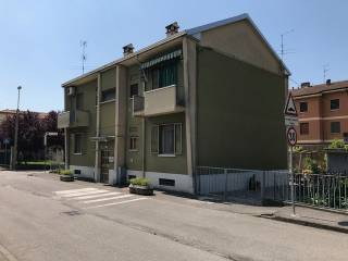 Foto - Bilocale da ristrutturare, piano rialzato, Ospedaletto Lodigiano