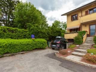 Foto - Villetta a schiera via San Lorenzo 6, Galliate Lombardo