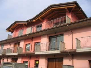 Foto - Attico / Mansarda via Trieste, Grumello del Monte