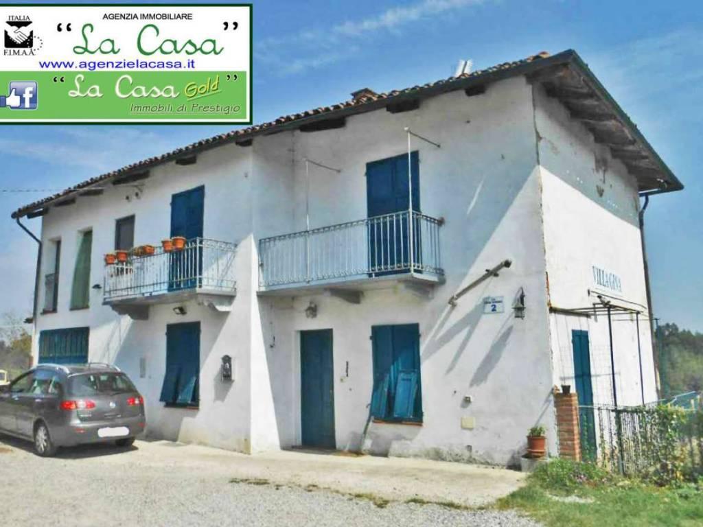 foto  Casa indipendente via Case Sparse 2, Piea