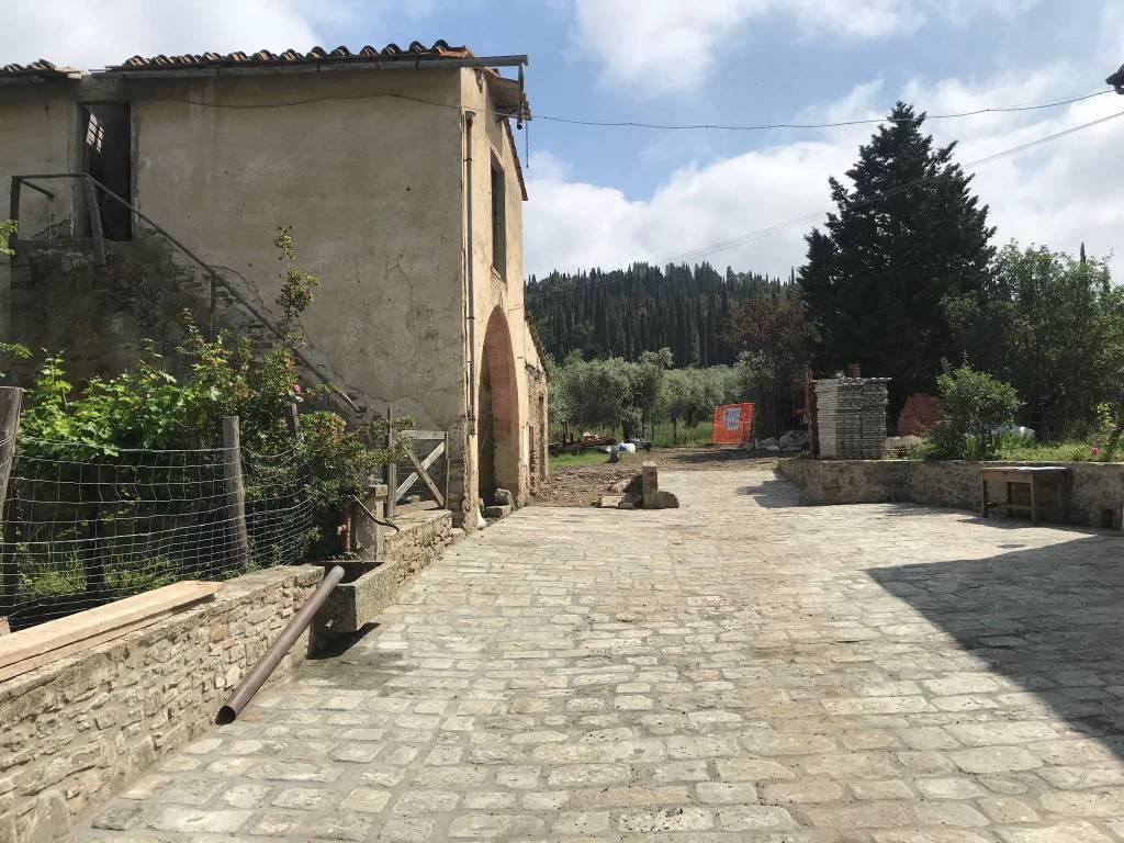 foto  Casa colonica via di Corbignano, Firenze