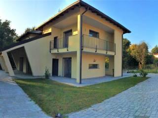 Foto - Villa via Padania, 6, Lesmo