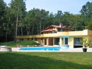 Photo - Single family villa, excellent condition, 1155 sq.m., Conturbia, Agrate Conturbia
