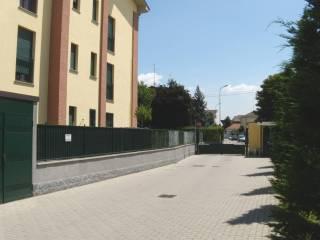 Foto - Box / Garage via Enrico Mattei, Sedriano