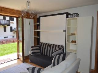 Photo - 4-room flat excellent condition, ground floor, Gressoney-Saint-Jean