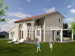 Foto - Casa indipendente via Giorgione, Asolo