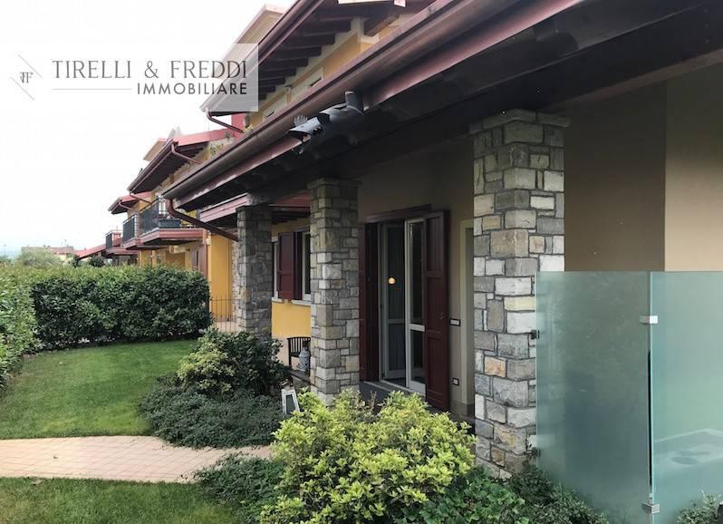 foto Pic Villetta a schiera via del Commercio, Rodengo Saiano