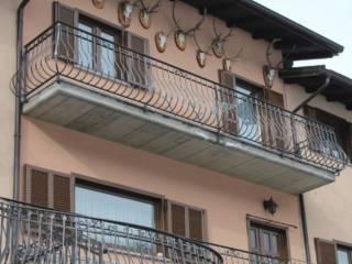 Foto - Villetta a schiera via Vione 75, Mazzo di Valtellina