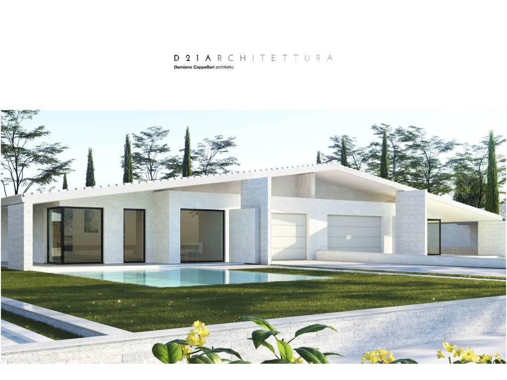 foto  Two-family villa via Don Gino Marchesini, Ceresara