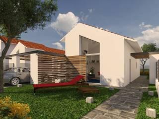 Foto - Villa via Guglielmo Marconi, Villanterio