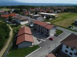 Photo - Terraced house Stradale Ivrea, Strambino