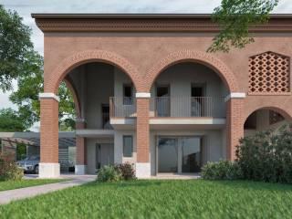 Foto - Villa, nuova, 175 mq, Codevigo