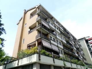 Foto - Trilocale via Monte Popera 16-43, Santa Giulia, Milano
